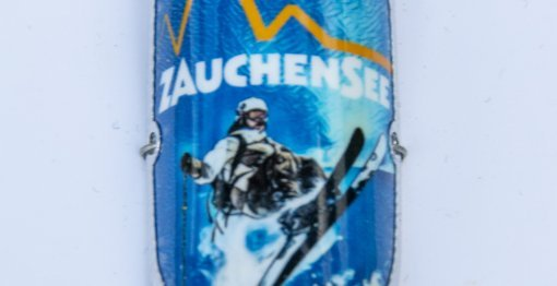 Zauchensee Stockwappen Freerider