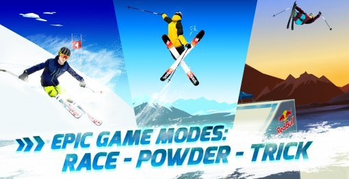 Red Bull Freeskiing Game
